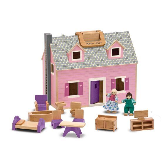 Fold and Go Mini Dollshouse